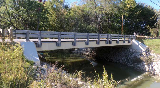 Pemberville Road Bridge (1)