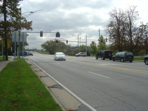 Traffic Signalization - Pburg SR25 and Indiana